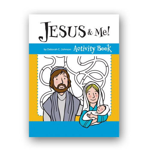 Aquinas Kids® Jesus Loves Me! Activity Book