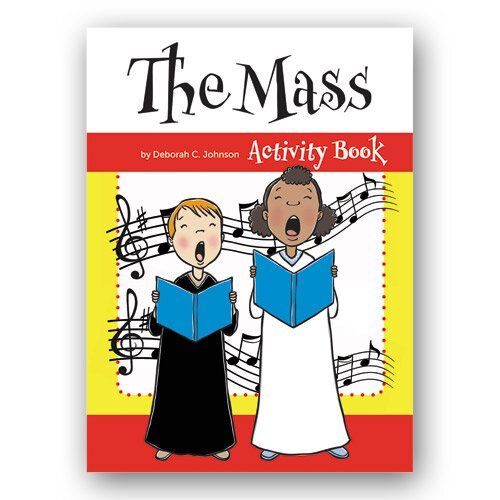 Aquinas Kids® The Mass Activity Book