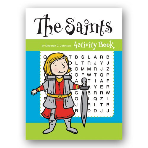 Aquinas Kids® The Saints Activity Book