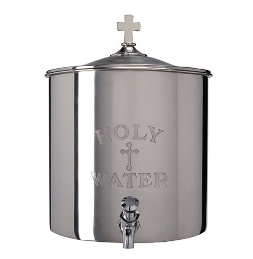 Holy Water Receptacle- 5 gal
