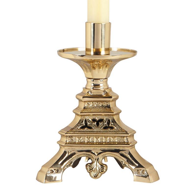 Sudbury Brass™ Versailles Short Altar Candlestick