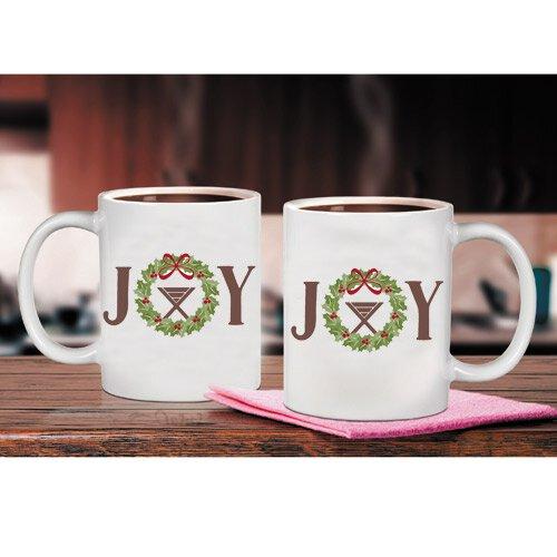 Joy Christmas Mug - 12/pk