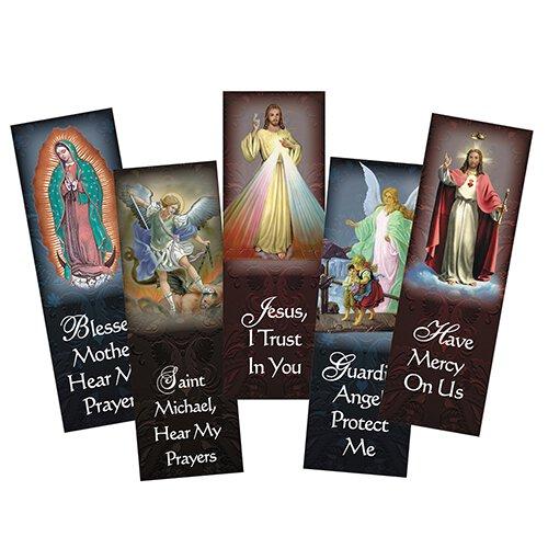 Devotional Bookmark Assortment (50 Asst) - 100/pk
