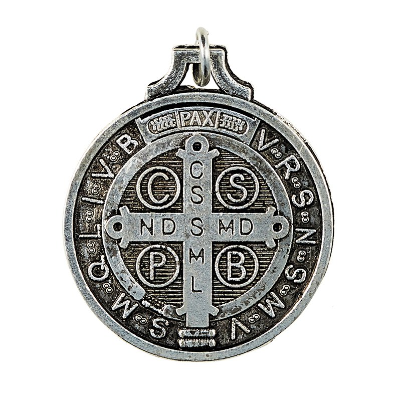 St. Benedict Medal Pocket Keepsake- 24/pk