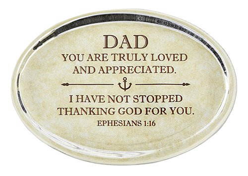 Paper Weight Ephesians 1 : 16 - Dad