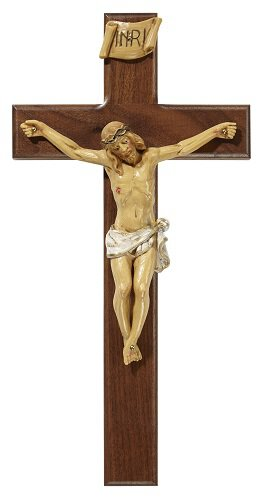James Brennan™ Pellegrini Crucifix