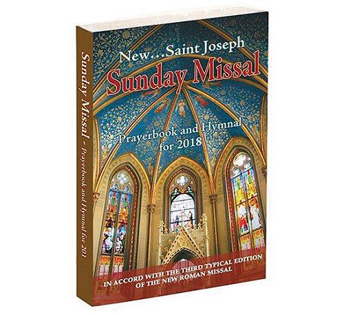2018 St. Joseph Sunday Missal