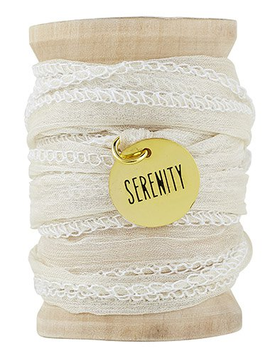 Serenity Threads Of Life Wrap Bracelet