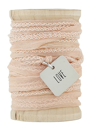 Love Threads Of Life Wrap Bracelet