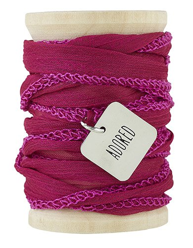Adored Threads Of Life Wrap Bracelet