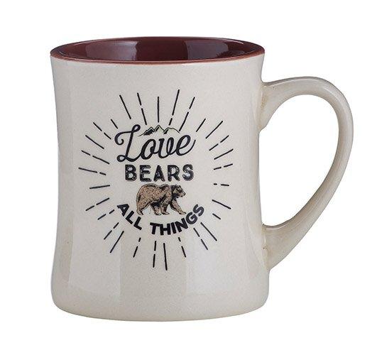 Creature Comforts Love Bears All Mug - 4/pk