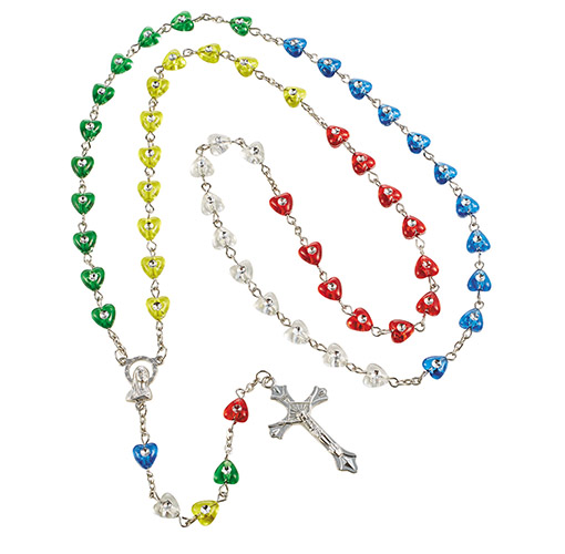 Heart Mission Rosary - 12/pk