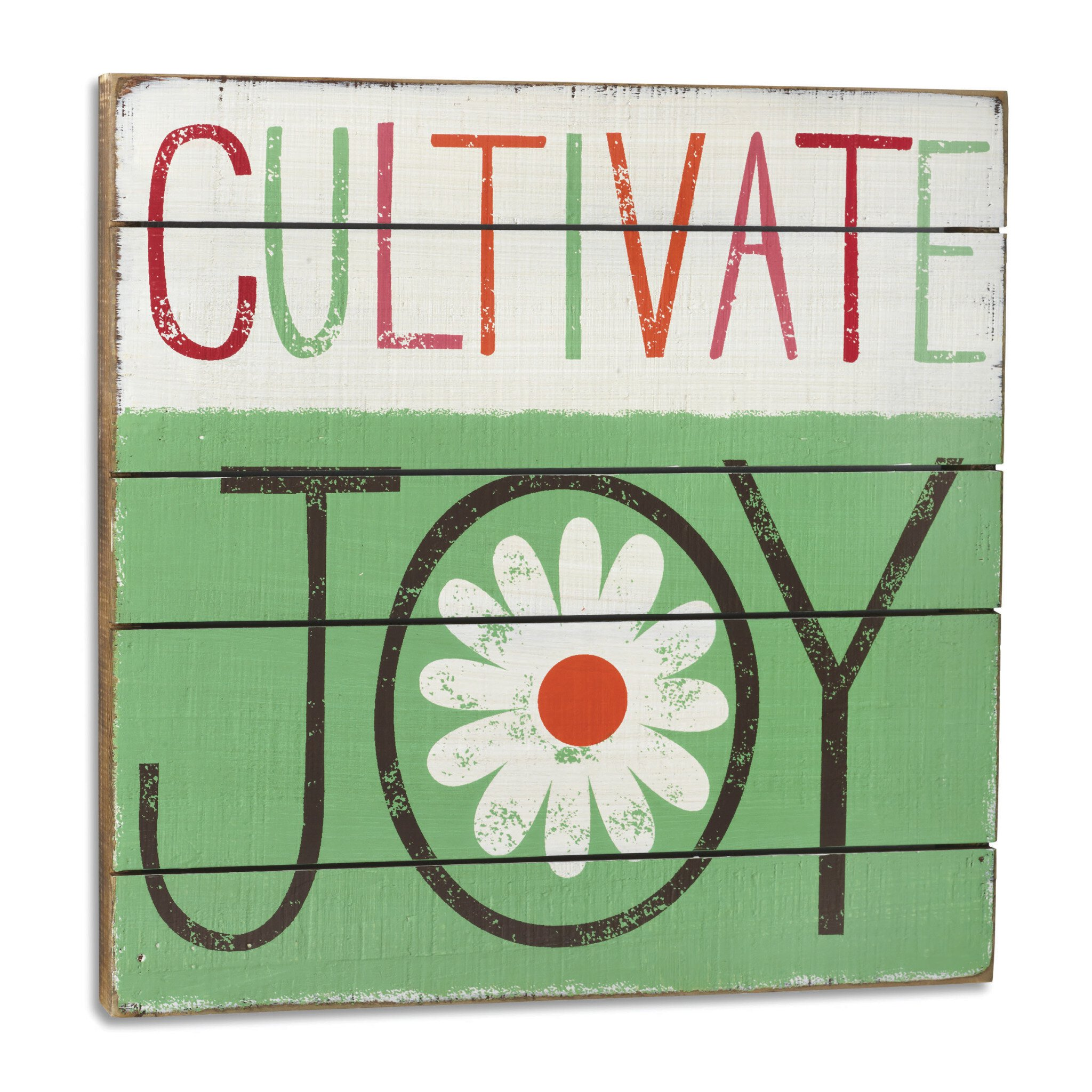 Cultivate Joy Wall Art