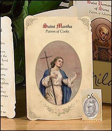 St Martha - Cooks