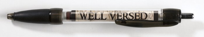 Well Versed - Books of the Bible Banner Pen - 24/pk