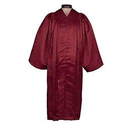 Classic Choir Gown - Satin