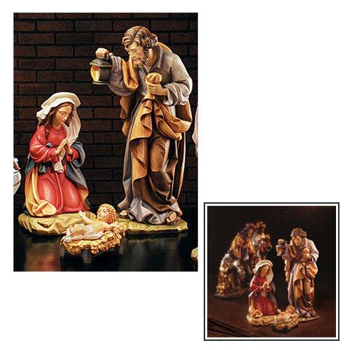 """36"""" Matteo Holy Family Nativity"""