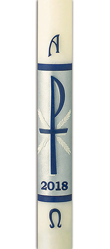 No. 6 Special Hosanna Paschal Candle
