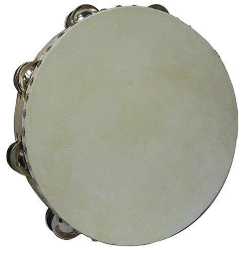 "8"" Single Tambourine"