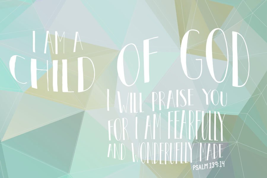 Pass It On: Child of God