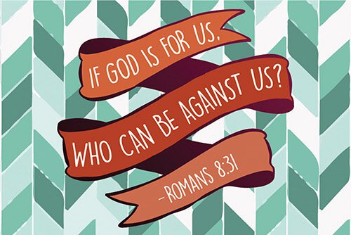 Pass It On: God is For Us