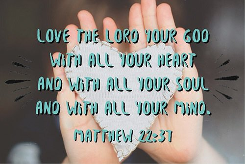 Pass It On: Love The Lord