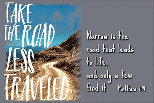 Pass It On: Road Less Traveled