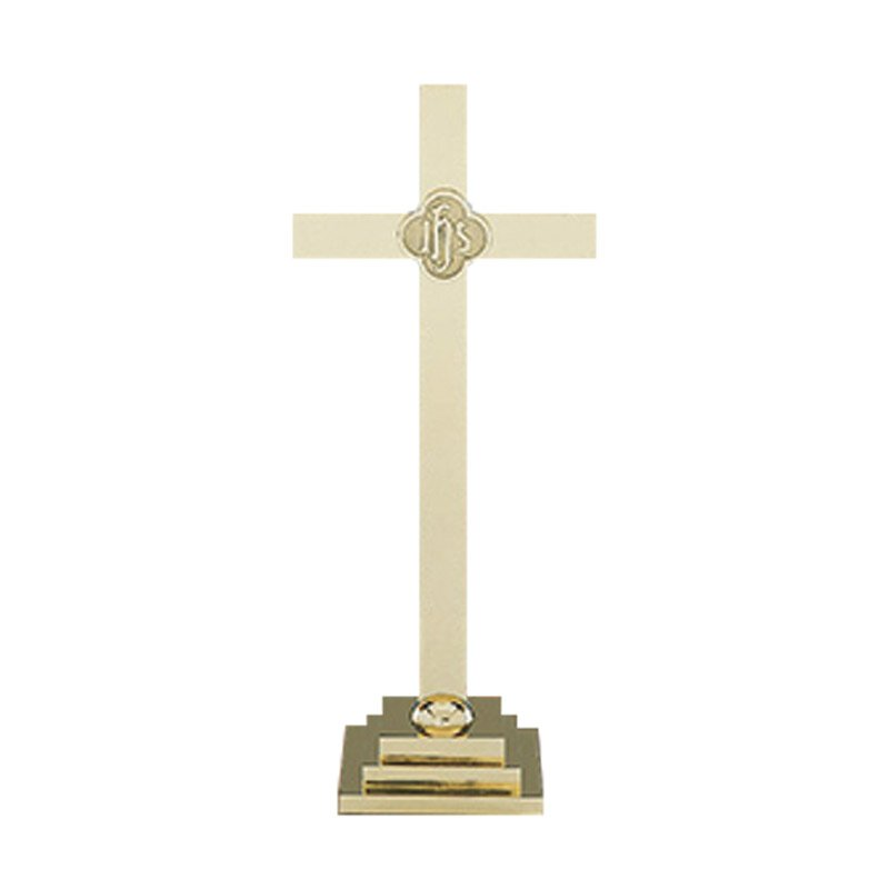 IHS Altar Cross