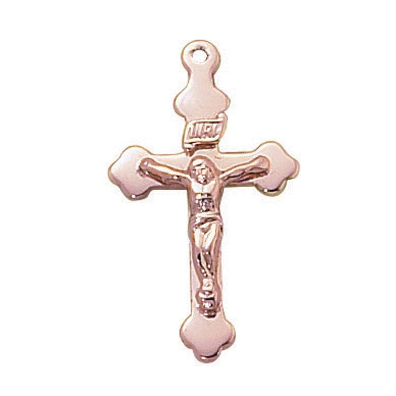 Creed® Rose Gold Crucifix