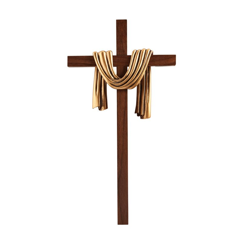 James Brennan™ Lenten Robe Cross - Gold