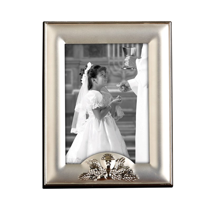 First Communion Bread of Life Photo Frame