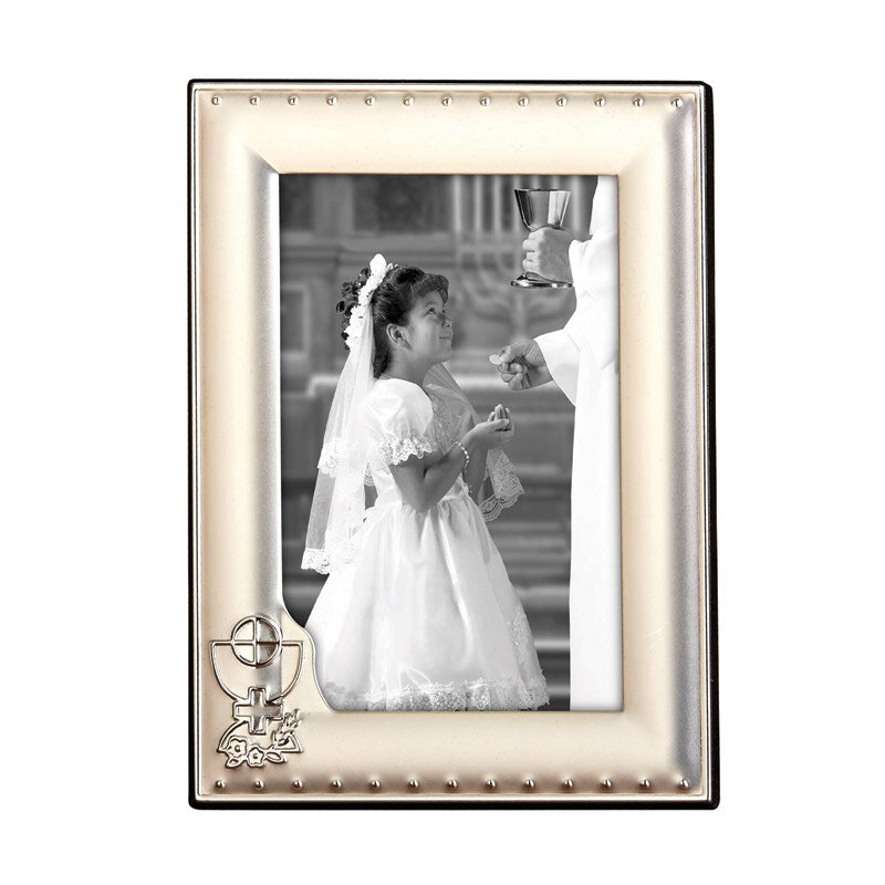 First Communion Chalice Photo Frame