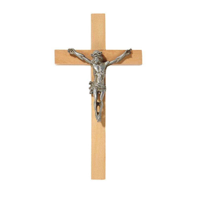 "James Brennan™ 6"" Crucifix - 4/pk"