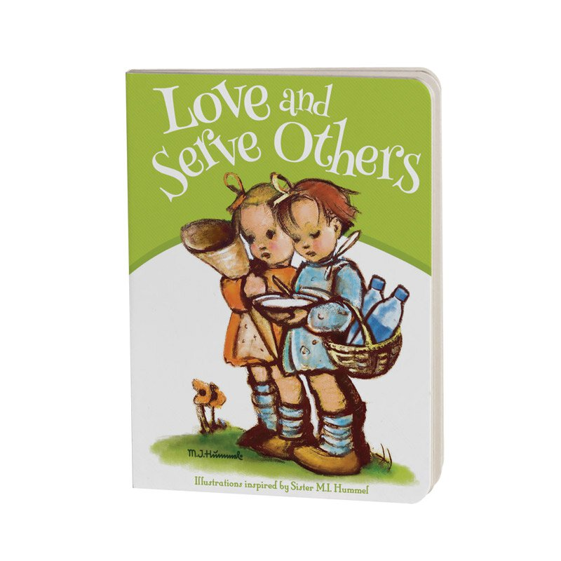 Little Books for Catholic Kids - Love and Serve Others
