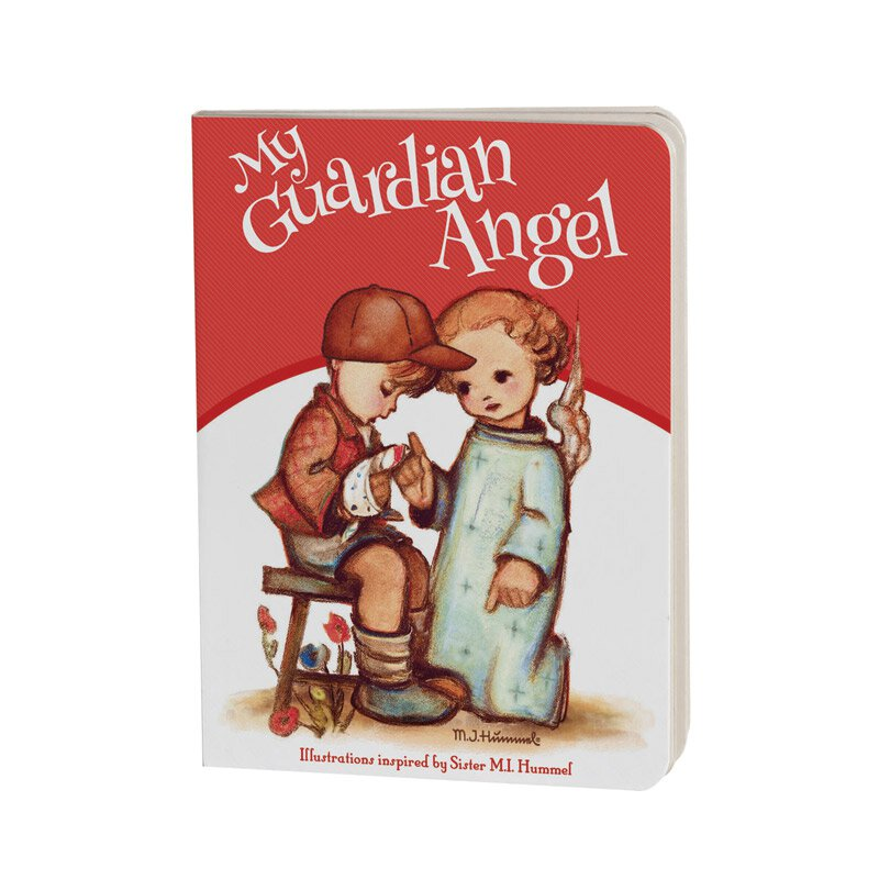 Little Books for Catholic Kids - My Guardian Angel