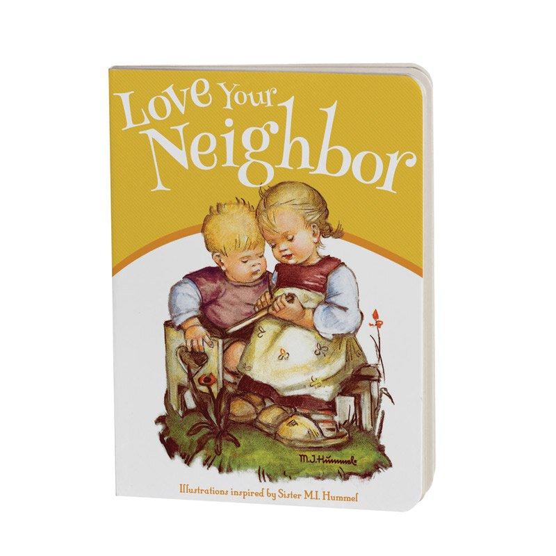 Little books for catholic kids love your neighbor