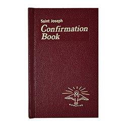 St Joseph Confirmation Book