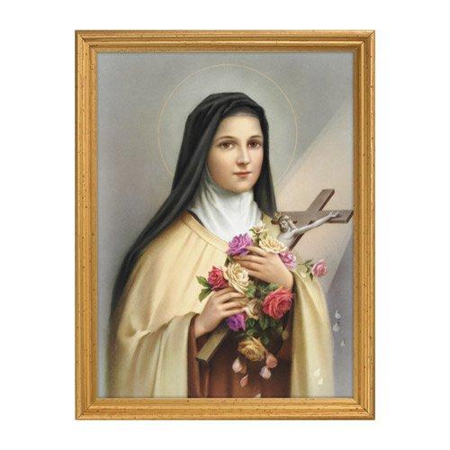 St. Theresa Framed Print