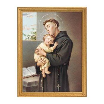 St. Anthony Framed Print