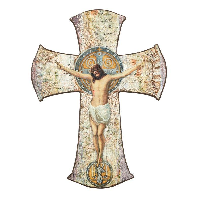 Marco Sevelli Cross - St. Benedict