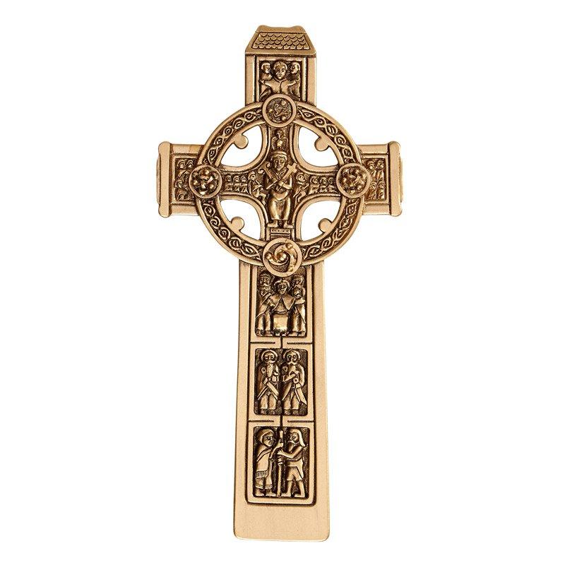 James Brennan™ True Celtic Cross - Bronze