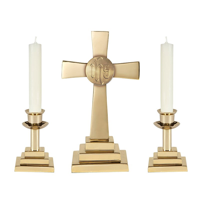 Three-Piece Chapel Altar Set