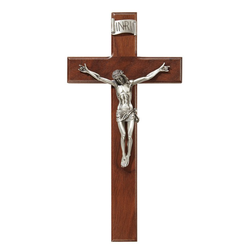 James Brennan™ Sign Language Crucifix