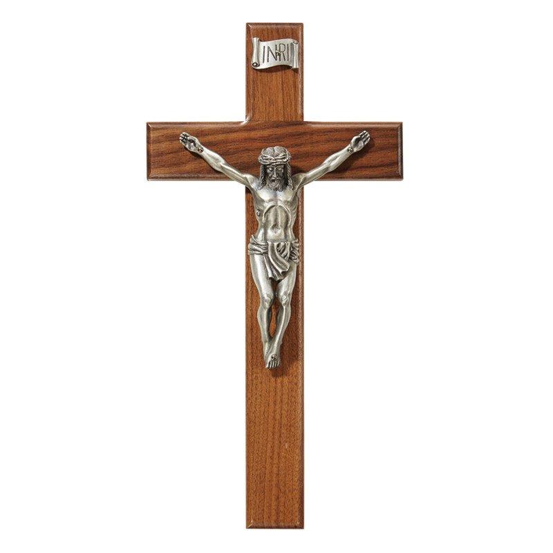 James Brennan™ Holy Shroud Crucifix