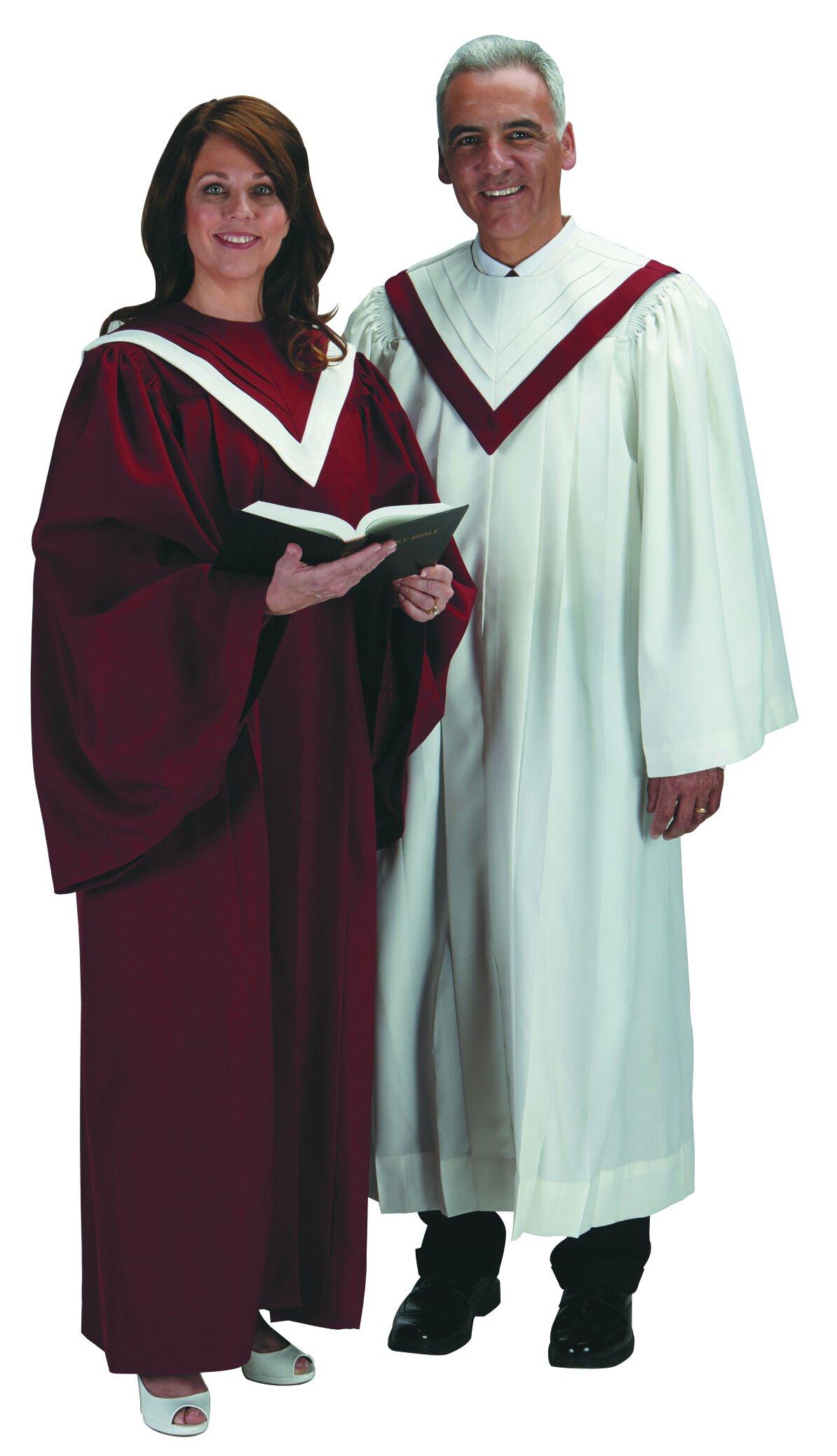 Neck Choir Robe