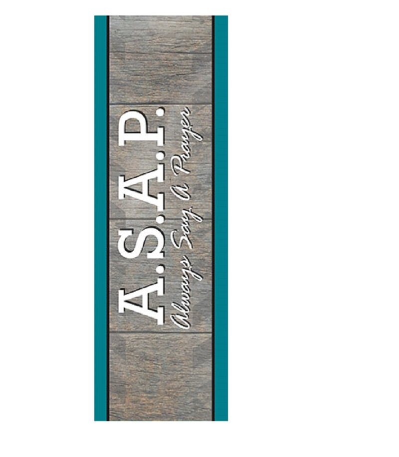 ASAP Bookmark 100/Pk