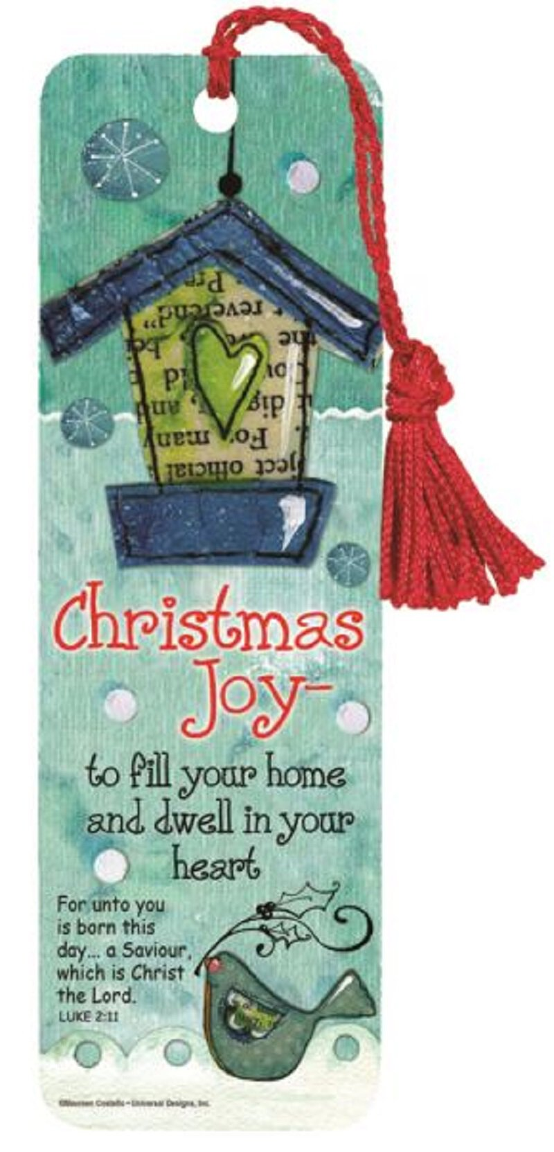 Verse Mark: Christmas Joy