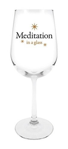 Stemmed Wine Glass - Meditation