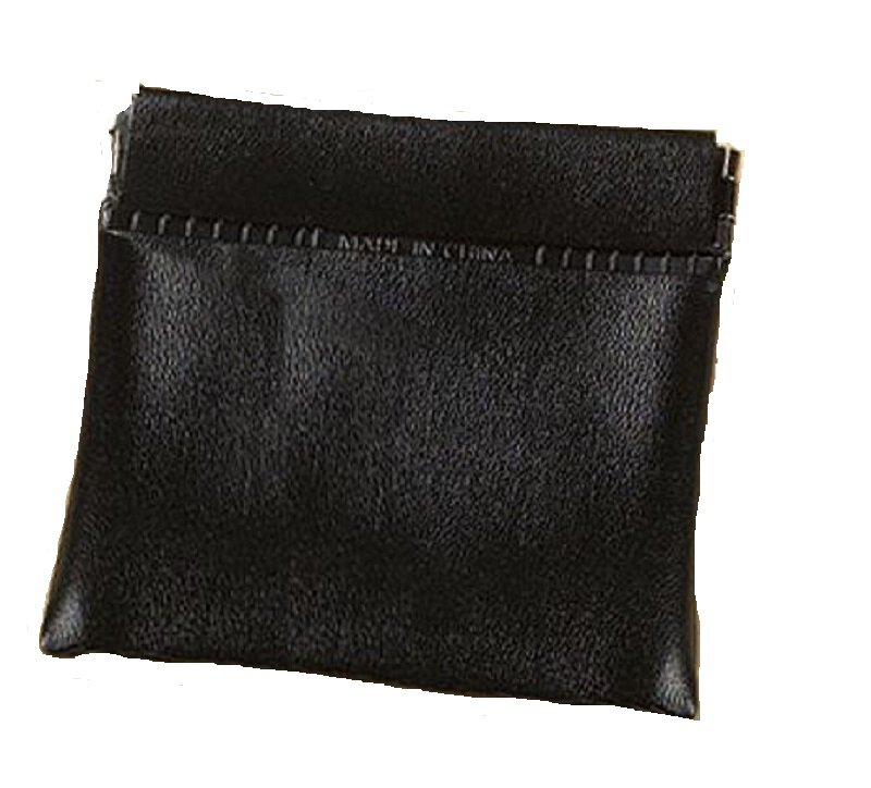 Plain Black Flex Case-12Pk