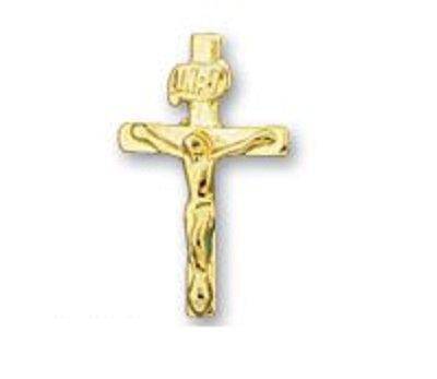 Crucifix Pin